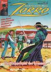 Cover for Zorro (Bastei Verlag, 1991 series) #9