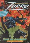 Cover for Zorro (Bastei Verlag, 1991 series) #10
