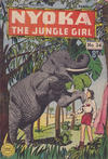 Cover for Nyoka the Jungle Girl (Cleland, 1949 series) #34