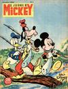 Cover for Le Journal de Mickey (Hachette, 1952 series) #2