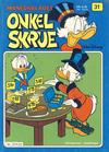 Cover for Onkel Skrue (Hjemmet / Egmont, 1976 series) #31