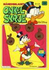 Cover for Onkel Skrue (Hjemmet / Egmont, 1976 series) #29