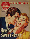 Cover for Love Story Picture Library (IPC, 1952 series) #156