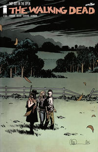 Cover for The Walking Dead (Image, 2003 series) #147