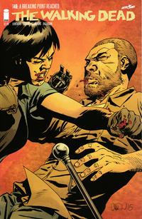 Cover for The Walking Dead (Image, 2003 series) #146