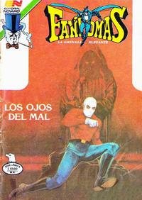 Cover Thumbnail for Fantomas (Editorial Novaro, 1969 series) #610