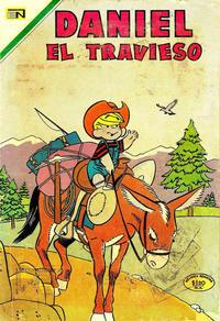 Cover Thumbnail for Daniel el Travieso (Editorial Novaro, 1964 series) #75