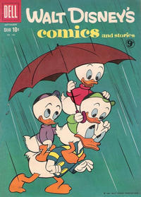 Cover Thumbnail for Walt Disney's Comics and Stories (Dell, 1940 series) #v20#12 (240) [British]