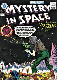 Cover Thumbnail for Mystery in Space (Thorpe & Porter, 1958 ? series) #3