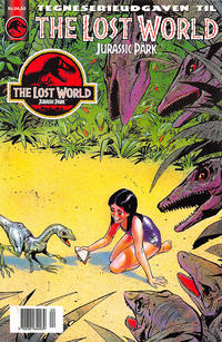 Cover Thumbnail for The Lost World: Jurassic Park (Egmont, 1997 series)