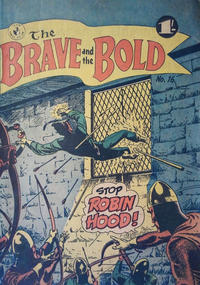 Cover Thumbnail for The Brave and the Bold (K. G. Murray, 1956 series) #16