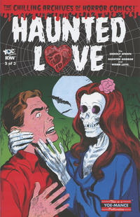 Cover Thumbnail for Haunted Love (IDW, 2016 series) #2