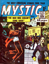 Cover Thumbnail for Mystic (L. Miller & Son, 1960 series) #9