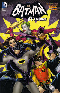 Cover Thumbnail for Batman: The TV Stories (DC, 2013 series)