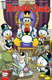 Cover Thumbnail for Donald Duck (IDW, 2015 series) #11 / 378
