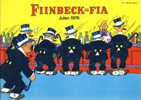 Cover Thumbnail for Fiinbeck og Fia (Hjemmet / Egmont, 1930 series) #1976