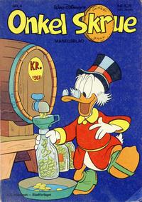 Cover Thumbnail for Onkel Skrue (Hjemmet / Egmont, 1976 series) #4