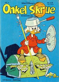 Cover Thumbnail for Onkel Skrue (Hjemmet / Egmont, 1976 series) #6