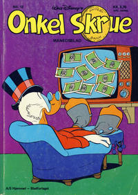 Cover Thumbnail for Onkel Skrue (Hjemmet / Egmont, 1976 series) #12