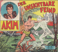 Cover Thumbnail for Akim (Bozzesi Verlag, 1960 series) #25