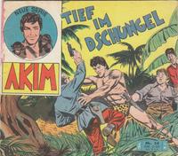 Cover Thumbnail for Akim (Bozzesi Verlag, 1960 series) #34