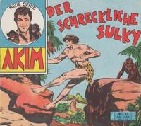 Cover Thumbnail for Akim (Bozzesi Verlag, 1960 series) #37