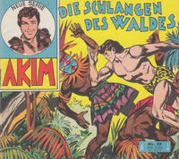 Cover Thumbnail for Akim (Bozzesi Verlag, 1960 series) #39