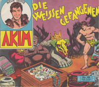 Cover Thumbnail for Akim (Bozzesi Verlag, 1960 series) #45