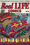 Cover for Real Life Comics (Pines, 1941 series) #36 [UK Edition]