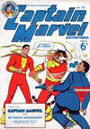 Cover for Captain Marvel Adventures (L. Miller & Son, 1950 series) #78