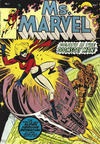 Cover for Ms. Marvel (Yaffa / Page, 1979 ? series) #1