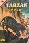 Cover for Tarzán (Editorial Novaro, 1951 series) #230
