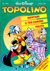 Cover for Topolino (Disney Italia, 1988 series) #1742