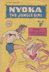 Cover for Nyoka the Jungle Girl (Cleland, 1949 series) #41