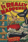 Cover for It Really Happened (Pines, 1944 series) #5 [UK Edition]