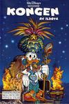 Cover for Donald Duck Tema pocket; Walt Disney's Tema pocket (Hjemmet / Egmont, 1997 series) #[81] - Kongen av Ildøya