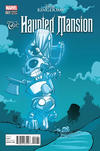 Cover for Haunted Mansion (Marvel, 2016 series) #1 [Skottie Young Variant]