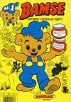 Cover for Bamse (Hjemmet, 1991 series) #1/1991