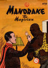 Cover for Mandrake the Magician (Feature Productions, 1950 ? series) #19