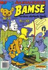 Cover for Bamse (Hjemmet, 1991 series) #11/1991