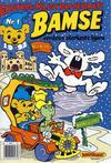 Cover for Bamse (Hjemmet, 1991 series) #1/1992