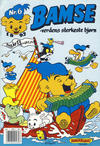 Cover for Bamse (Hjemmet, 1991 series) #6/1992