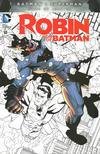 Cover for Robin: Son of Batman (DC, 2015 series) #10 [Batman v Superman Character Spotlight Cover]