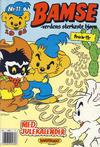 Cover for Bamse (Hjemmet, 1991 series) #11/1992