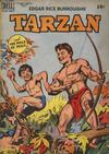 Cover for Tarzan (Wilson Publishing, 1949 series) #12