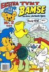 Cover for Bamse (Hjemmet, 1991 series) #2/1993