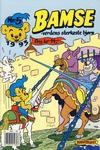 Cover for Bamse (Hjemmet, 1991 series) #5/1993