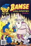 Cover for Bamse (Hjemmet, 1991 series) #9/1993