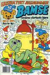 Cover for Bamse (Hjemmet, 1991 series) #12/1993