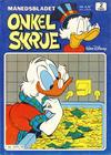 Cover for Onkel Skrue (Hjemmet / Egmont, 1976 series) #2/1980